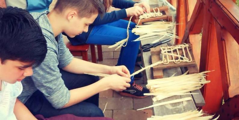 Kézműves foglalkozások